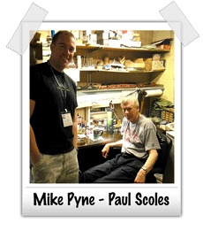 Paul Scoles - Mike Pyne