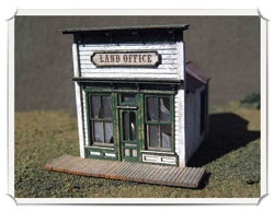 Dave Jenkins - n scale - land office